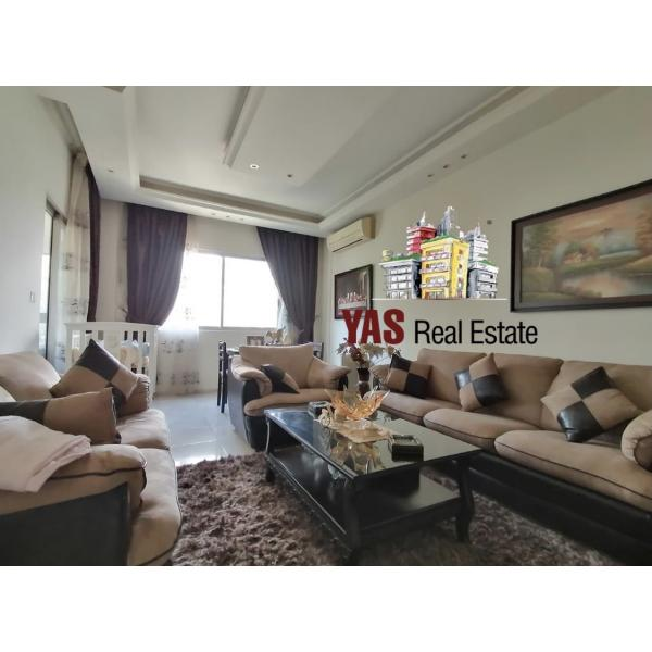 Zouk Mosbeh 105m2 | Luxurious | Upgraded | Panoramic View |