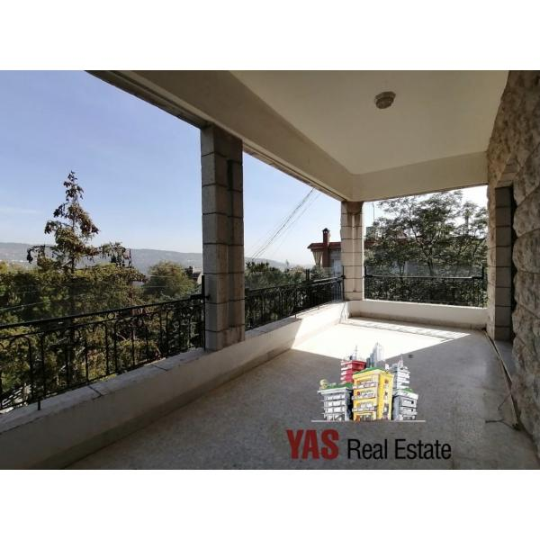Ajaltoun 245m2 | Luxury | Open view | Excellent Condition | Panoramic View | Cheque |