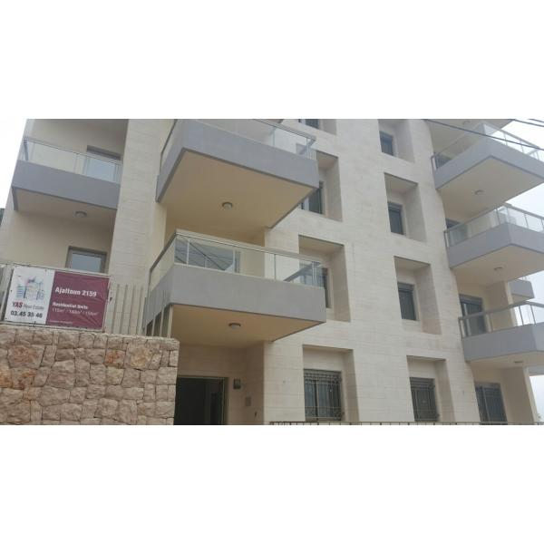 Apartment 140m2 + 90m2 garden for sale in ajaltoun