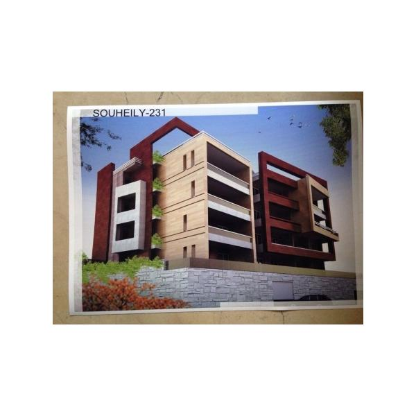 SHEILEH 250M2 DUPLEX +70M2 TERRACE - UNDER CONSTRUCTION - PREMIUM SPECIFICATIONS -