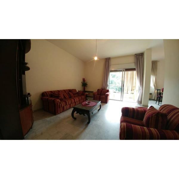 BALLOUNEH 115M2 | FURNISHED | PRIVATE STREET |