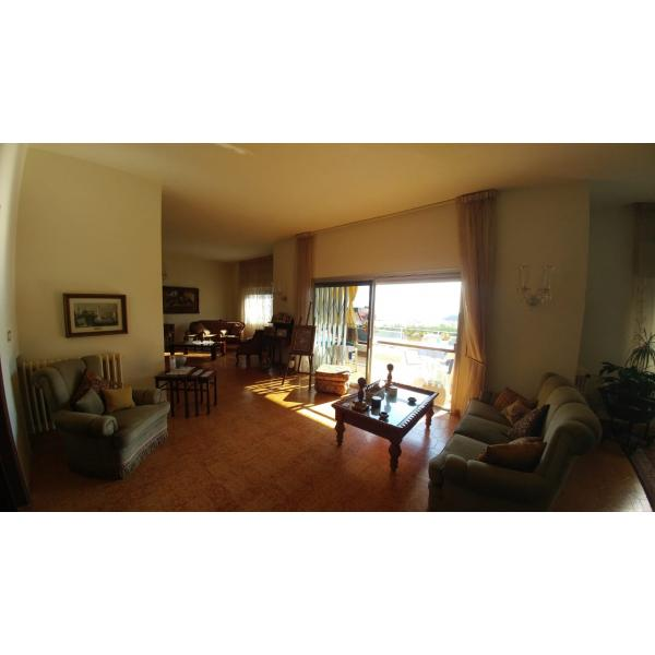 Ajaltoun 300m2 - fully furnished - view - perfect catch