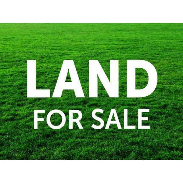 LAND FOR SALE |