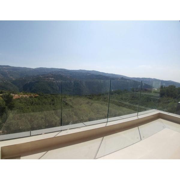 BALLOUNEH 240M2 DUPLEX | NEW | PANORAMIC VIEW | PRIVATE STREET |