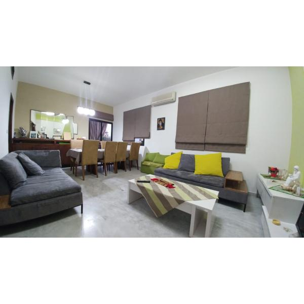 ZOUK MOSBEH 150M2 | FOR RENT | FULLY FURNISHED | PRIME LOCATION |