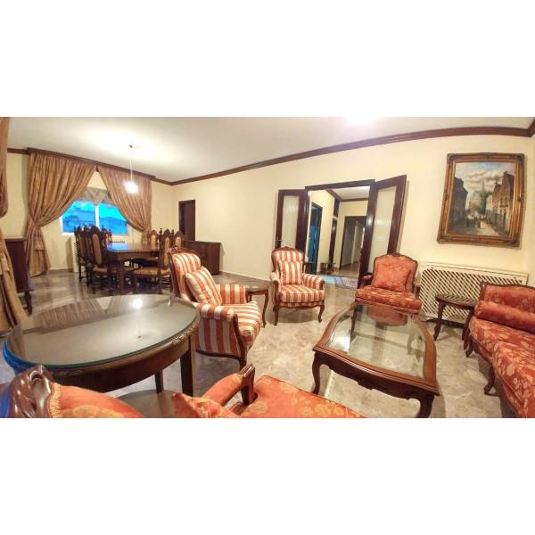 BALLOUNEH 200M2 | FULLY FURNISHED | MINT CONDITION | CATCH |