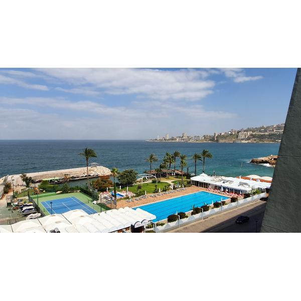 JOUNIEH | 65M2 | BEACHFRONT MAAMELTEIN | SEA VIEW |