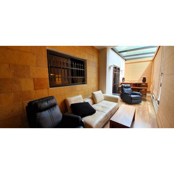 BALLOUNEH 100M2   RENT   FURNISHED   PRIVATE STREET   MODERN  