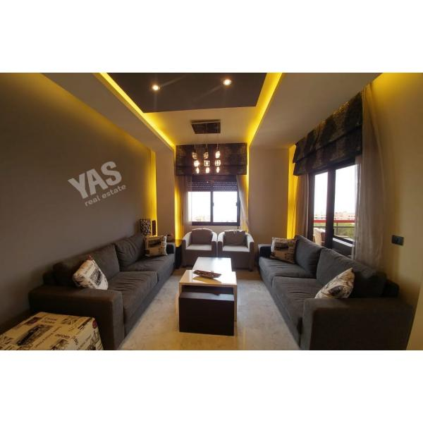 NEW SHEILEH 175M2 | RENT | FURNISHED | LUXURY | IMPRESSIVE VIEW |