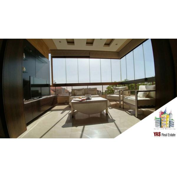 Ballouneh 230m2 - for rent - brand new - decorated -