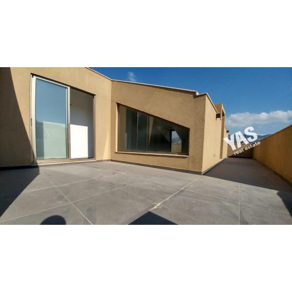 Ajaltoun 210m2 duplex | 40m2 Terrace | New | High-End | Cheque |