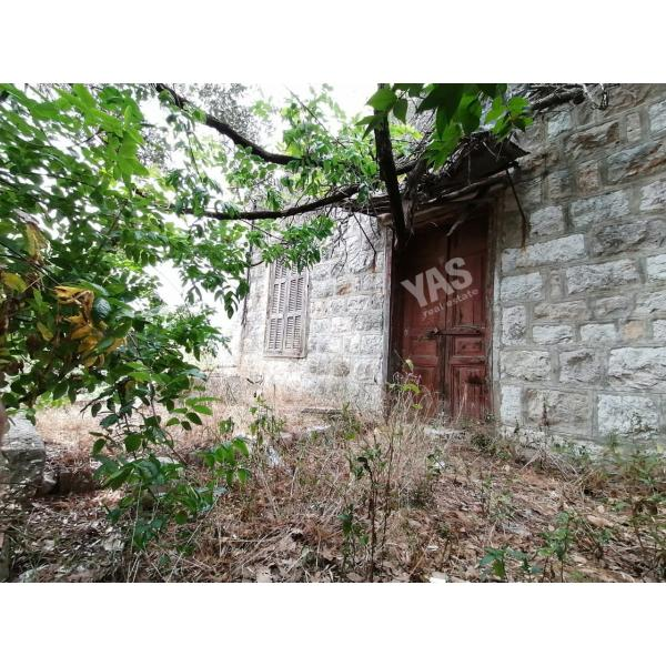 Daroun 560m2 Land | 100m2 Old Lebanese House | Cheque | Catch |