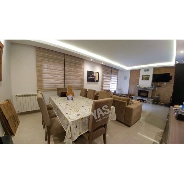 Ajaltoun 140m2 | Fully Furnished | New | Cheque | Catch |