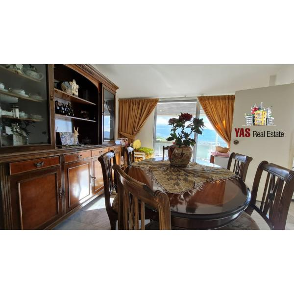 Sheileh 200m2 | Excellent Condition | Panoramic View | Cheque |